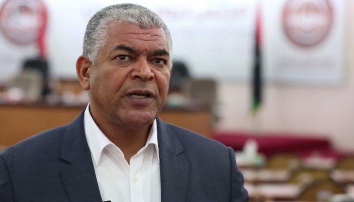 السعيدي يطالب دول الجوار بمغلق المجال الجوي أمام الطائرات الليبية المسافرة إلى تركيا